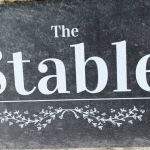 10 E10 STABLE SIGN IMG 20200620 154121